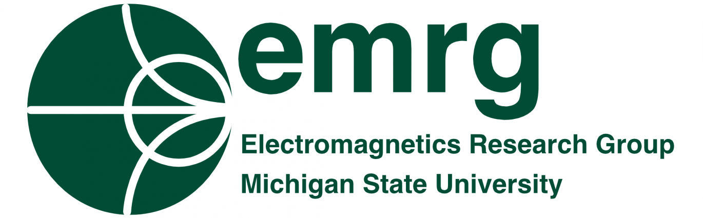 EMRG - Electromagnetics Research Group - Michigan State University