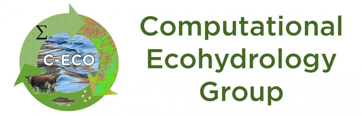 CECO Logo Computational Ecohydrology Group